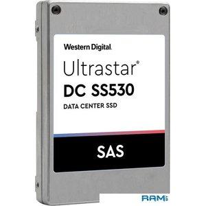SSD WD Ultrastar SS530 1DWPD 7.68TB WUSTR1576ASS204