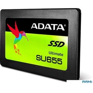 SSD A-Data Ultimate SU655 240GB ASU655SS-240GT-C