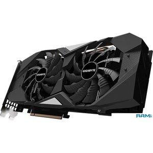 Видеокарта Gigabyte GeForce RTX 2060 WindForce 6GB GDDR6 GV-N2060WF2-6GD