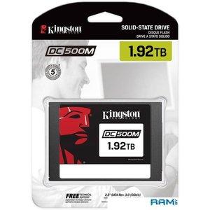 SSD Kingston DC500M 1.92TB SEDC500M/1920G