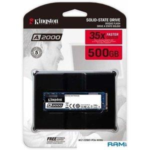 SSD Kingston A2000 500GB SA2000M8/500G