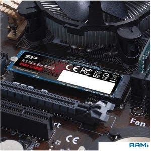 SSD Silicon-Power P34A80 2TB SP002TBP34A80M28