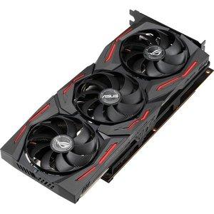 Видеокарта ASUS ROG Strix Radeon RX 5700 OC edition 8GB GDDR6 [ROG-STRIX-RX5700-O8G-GAMING]