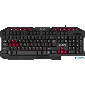 Клавиатура + мышь с ковриком SVEN GS-9200