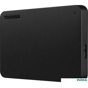Внешний накопитель Toshiba Canvio Basics HDTB440EK3CA 4TB (черный)