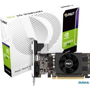 Видеокарта Palit GeForce GT 710 1GB GDDR5 NE5T7100HD06-2081F