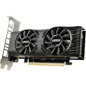 Видеокарта MSI GeForce GTX 1650 4GT LP OC 4GB GDDR5