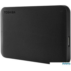 Внешний накопитель Toshiba Canvio Ready 4TB HDTP240EK3CA