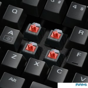 Клавиатура Sharkoon Skiller Mech SGK3 (Kailh Red)