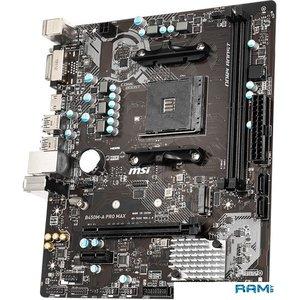 Материнская плата MSI B450M-A Pro Max