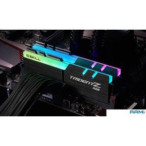 Оперативная память G.Skill Trident Z RGB 2x8GB DDR4 PC4-32000 F4-4000C18D-16GTZRB