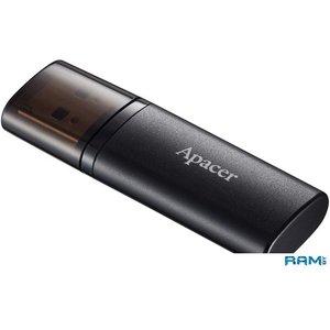 USB Flash Apacer AH23B 64GB (черный)