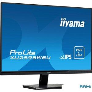 Монитор Iiyama XU2595WSU-B1