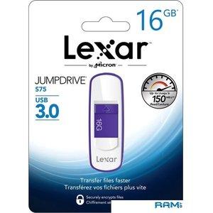 USB Flash Lexar JumpDrive S75 16GB