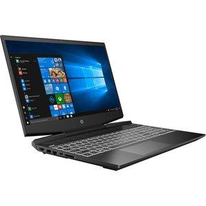 Игровой ноутбук HP Gaming Pavilion 15-dk0077ur 7VX66EA