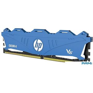 Оперативная память HP V6 Series 16GB DDR4 PC4-24000 7EH65AA