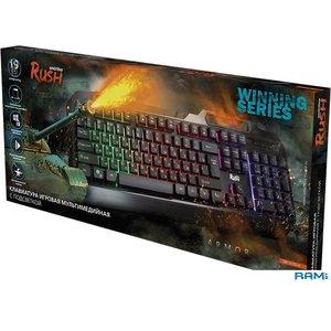 Клавиатура SmartBuy Rush Armor SBK-310G-K