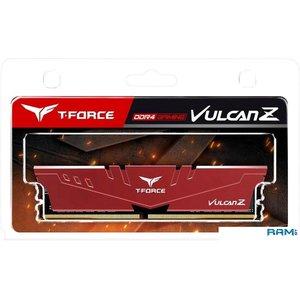 Оперативная память Team Vulcan Z 8GB DDR4 PC4-25600 TLZRD48G3200HC16C01