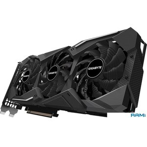 Видеокарта Gigabyte GeForce RTX 2070 Super WindForce 8GB GDDR6 GV-N207SWF3-8GC