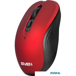 Мышь SVEN RX-560SW (красный)