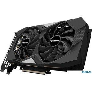 Видеокарта Gigabyte Radeon RX 5500 XT OC 4GB GDDR6 GV-R55XTOC-4GD