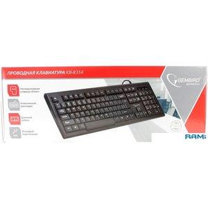 Клавиатура Gembird KB-8354U-BL