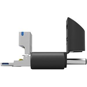USB Flash Silicon-Power Mobile C50 128GB (черный)