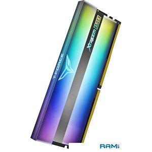 Оперативная память Team Xtreem ARGB 2x8GB DDR4 PC4-28800 TF10D416G3600HC18JDC01