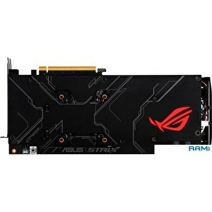 Видеокарта ASUS ROG Strix Radeon RX 5600 XT Gaming OC 6GB GDDR6 [ROG-STRIX-RX5600XT-O6G-GAMING]