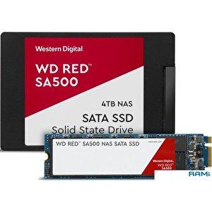 SSD WD Red SA500 NAS 1TB WDS100T1R0B