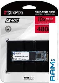 SSD Kingston A400 480GB SA400M8/480G