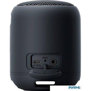 Беспроводная колонка Sony SRS-XB12 (черный)