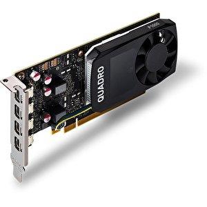 Видеокарта PNY Quadro P1000 DVI 4GB GDDR5 VCQP1000DVIBLK-1