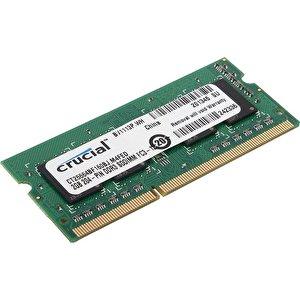 Оперативная память Crucial 2GB DDR3 SO-DIMM PC3-12800 (CT25664BF160BJ)