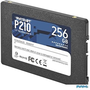 SSD Patriot P210 256GB P210S256G25