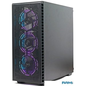 Корпус Powercase Attica Mesh S3 ARGB