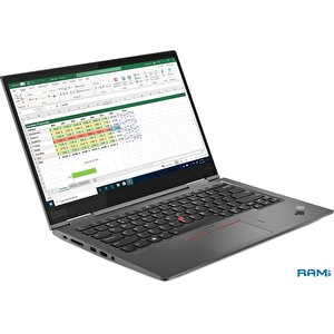 Ноутбук 2-в-1 Lenovo ThinkPad X1 Yoga Gen 5 20UB0002RT