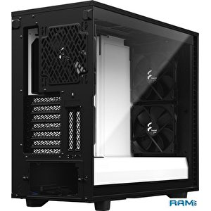 Корпус Fractal Design Define 7 Black/White TG Clear Tint FD-C-DEF7A-05