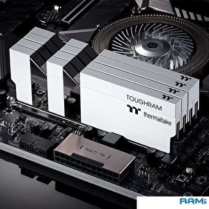 Оперативная память Thermaltake ToughRam 2x8GB DDR4 PC4-35200 R020D408GX2-4400C19A
