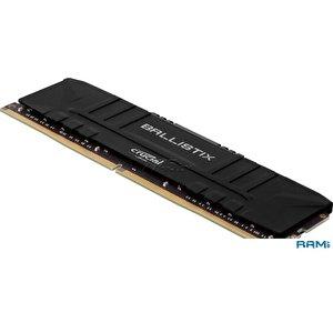 Оперативная память Crucial Ballistix RGB 16GB DDR4 PC4-28800 BL16G36C16U4BL