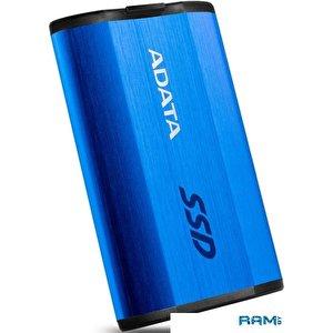 Внешний накопитель A-Data SE800 ASE800-512GU32G2-CBL 512GB (синий)