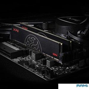 Оперативная память A-Data XPG Hunter 8GB DDR4 PC4-24000 AX4U300038G16A-SBHT