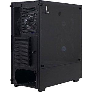 Корпус Powercase Alisio D3 ARGB (черный)