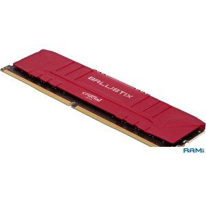 Оперативная память Crucial Ballistix 8GB DDR4 PC4-25600 BL8G32C16U4R