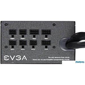 Блок питания EVGA 650 BQ 110-BQ-0650-V2