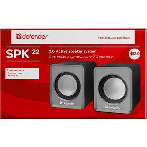 Колонки Defender SPK-22 Black