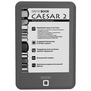 Электронная книга Onyx BOOX Caesar 2 (белый)