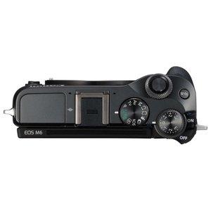 Фотоаппарат Canon EOS M6 Body Silver