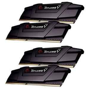 Оперативная память G.Skill Ripjaws V 4x8GB DDR4 PC4-25600 [F4-3200C16Q-32GVKB]