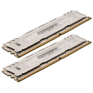 Оперативная память Crucial Ballistix Sport LT 2x8GB DDR4 PC4-24000 BLS2K8G4D30AESCK